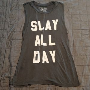 Slay All Day Muscle Tank